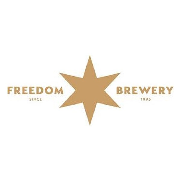 Freedom Tankard Pint Glasses x6