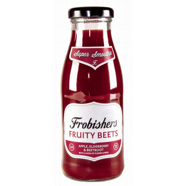 Frobishers Fruity Beets Super Smoothie