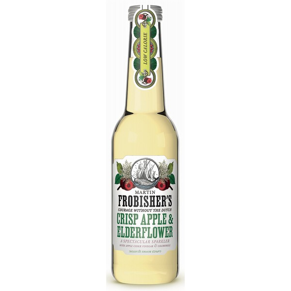 Frobisher's Sparkler Apple & Elderflower