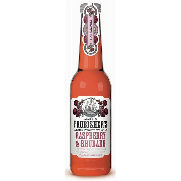 Frobisher's Sparkler Raspberry & Rhubarb