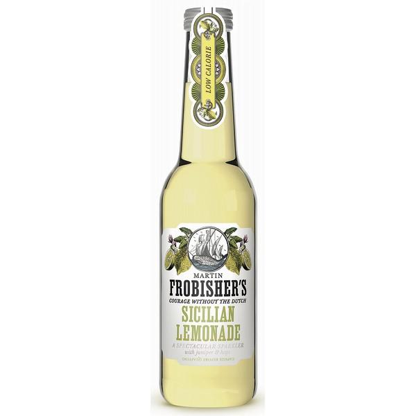 Frobisher's Sparkler Sicilian Lemonade