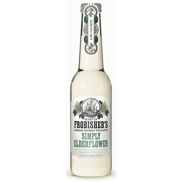 Frobisher's Sparkler Simply Elderflower