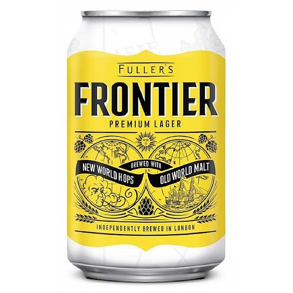 Fullers Frontier Cans