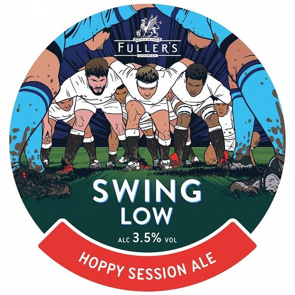 Fuller's Swing Low Cask