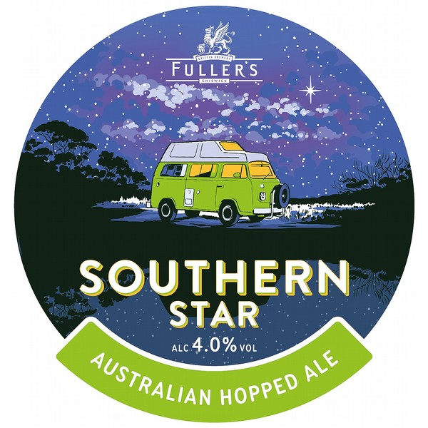 Fullers Southern Star  Cask