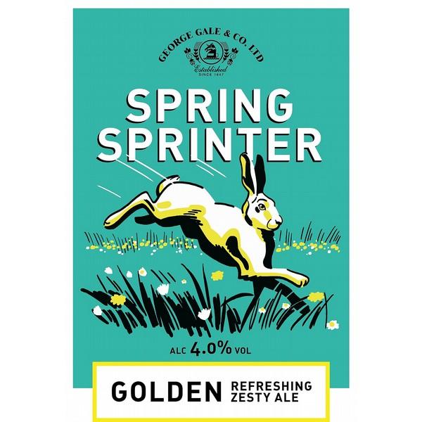 Fuller's Spring Sprinter Cask