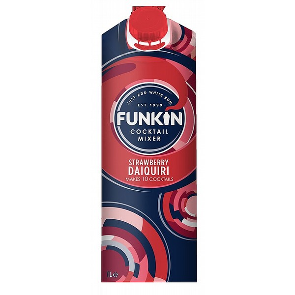 Funkin Strawberry Daiquiri Mix