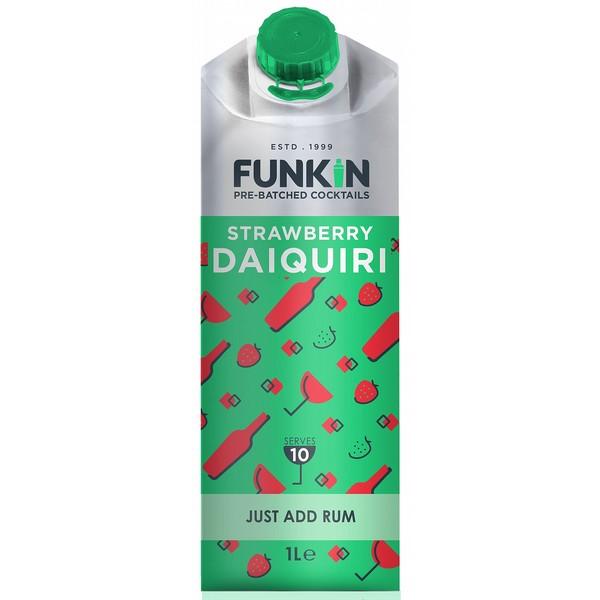 Funkin Strawberry Daiquiri Mix