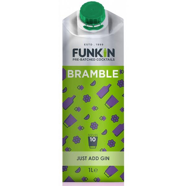 Funkin Bramble Mix