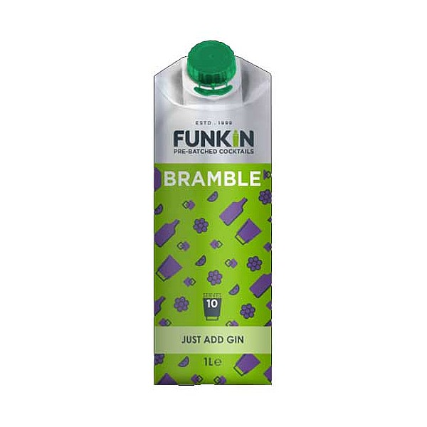 Funkin Bramble Mix