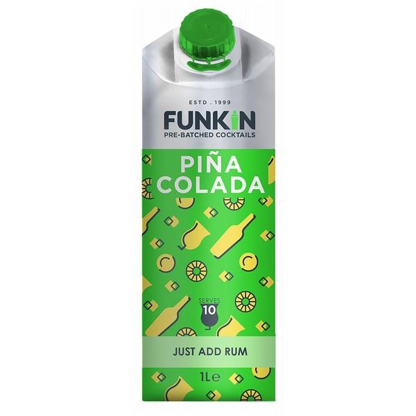 Funkin Pina Colada Mix