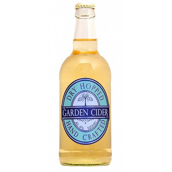 Garden Cider Dry Hopped