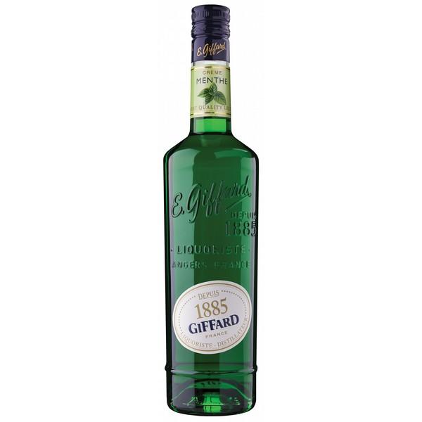 Giffard Creme de Menthe Liqueur