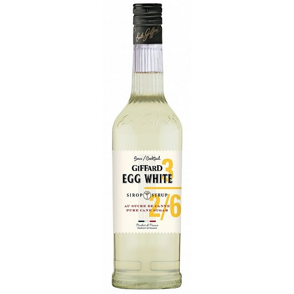 Giffard Egg White Sirop