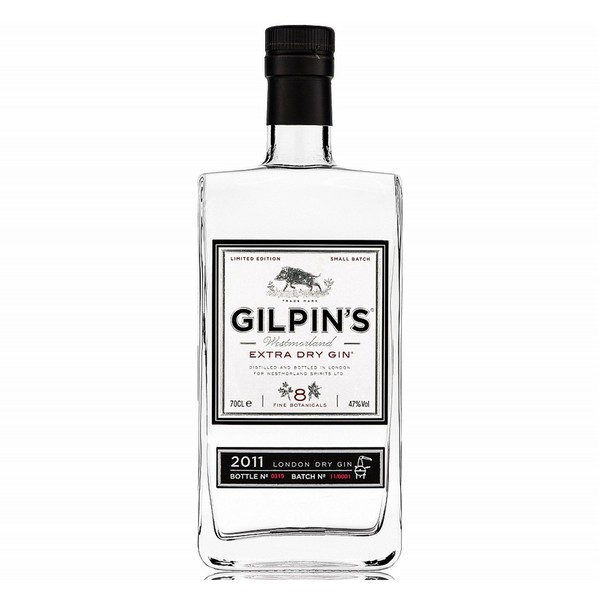 Gilpins Westmorland Extra Dry Gin