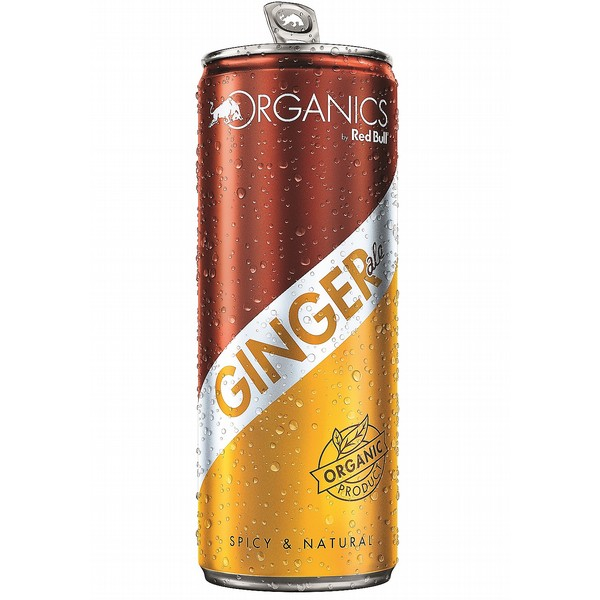 Organics by Red Bull: Ginger Ale