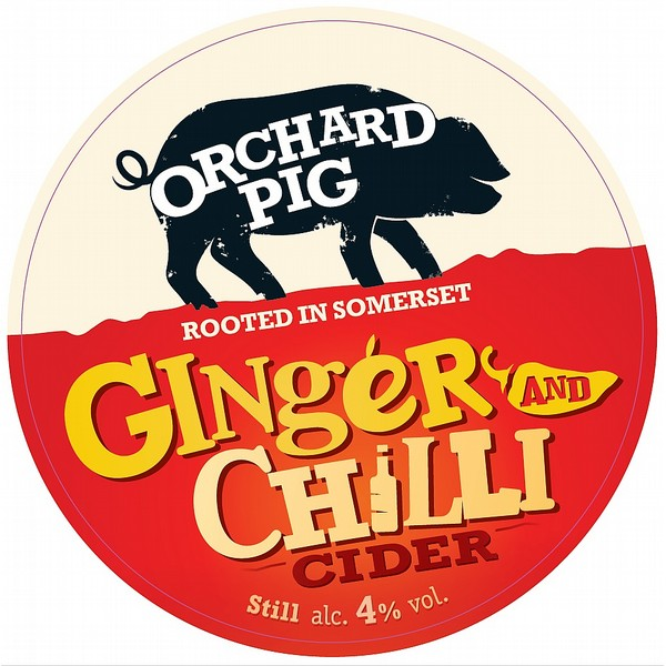 BIB Orchard Pig Ginger and Chilli