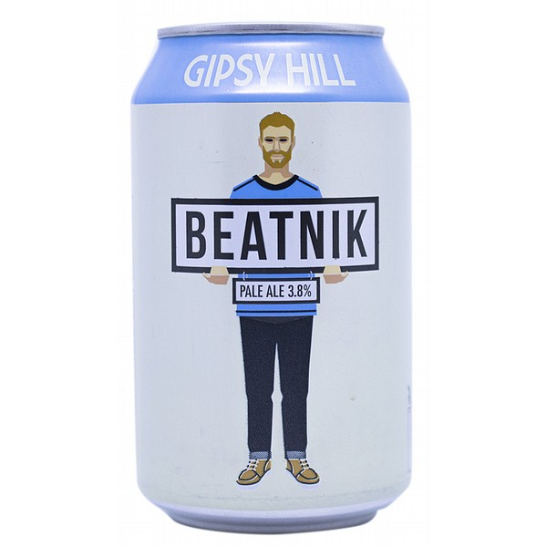 Gipsy Hill Beatnik Pale Ale Cans