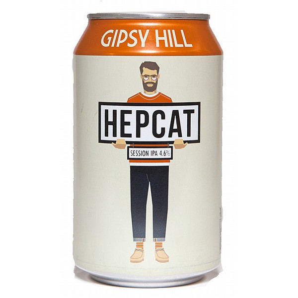 Gipsy Hill Hepcat Session IPA Cans