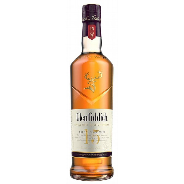 Glenfiddich Reserve 15 Year Old
