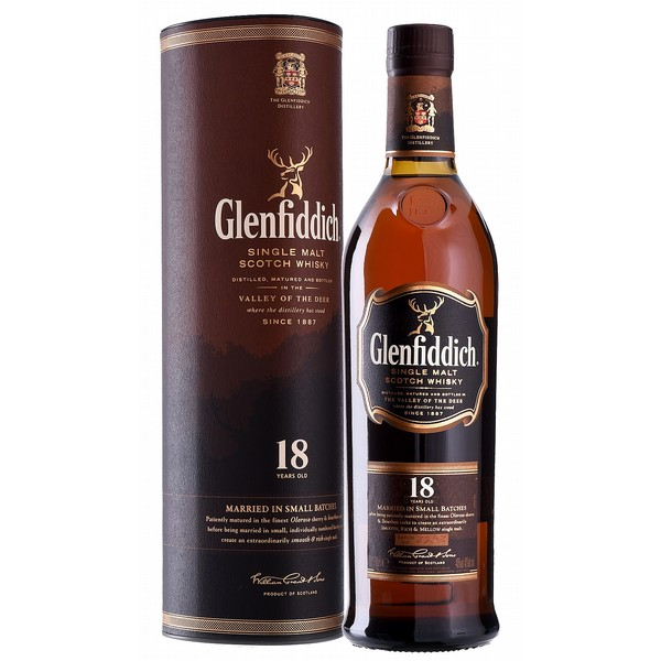 Glenfiddich Ancient Reserve 18 Year Old