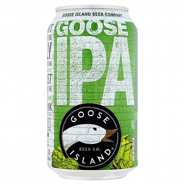 Goose Island IPA Cans