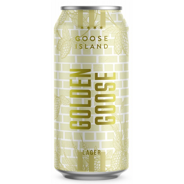 Goose Island Golden Goose Cans