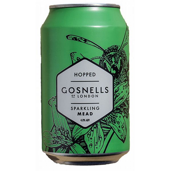 Gosnells of London Hopped Mead Cans