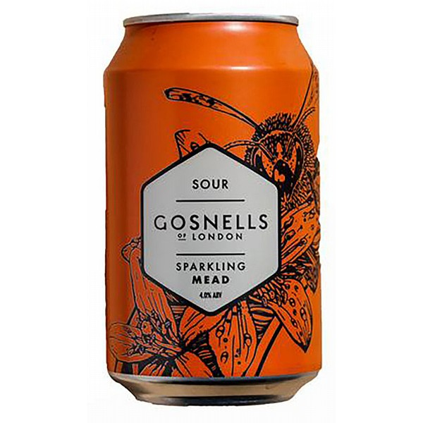 Gosnells of London Sour  Mead Cans
