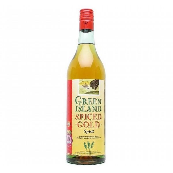 Green Island Gold Spiced Rum
