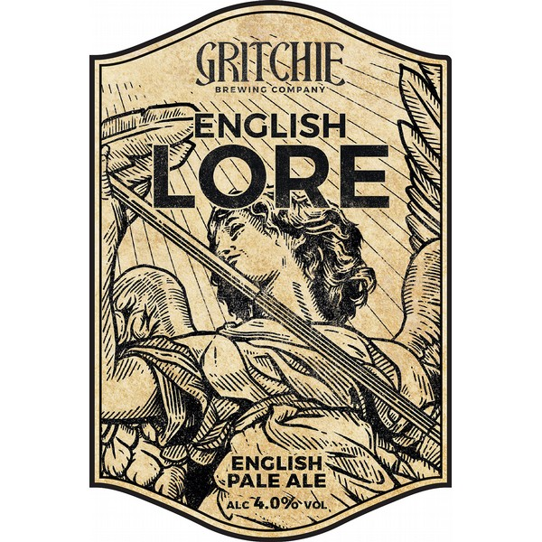 Gritchie English Lore Pump Clip