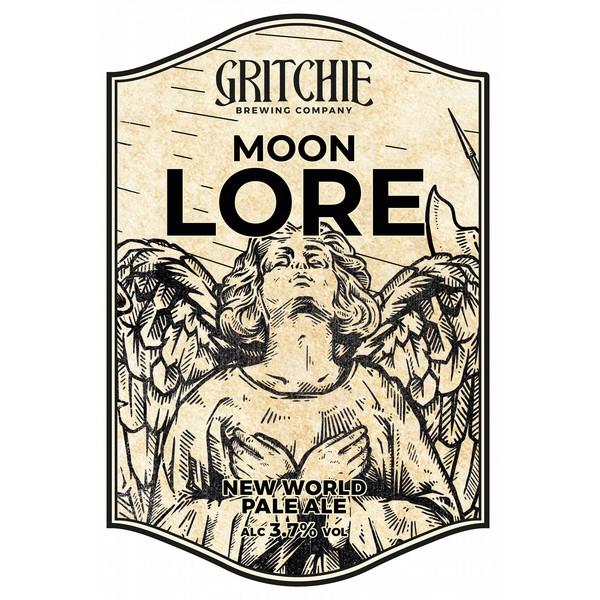 Gritchie Moon Lore Pump Clip