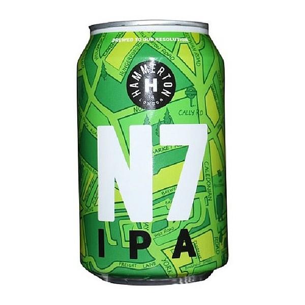 Hammerton N7 IPA Cans