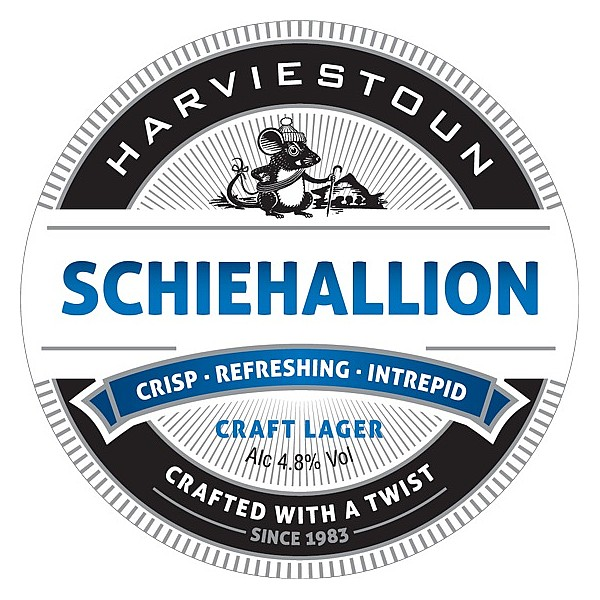 Harviestoun Schiehallion