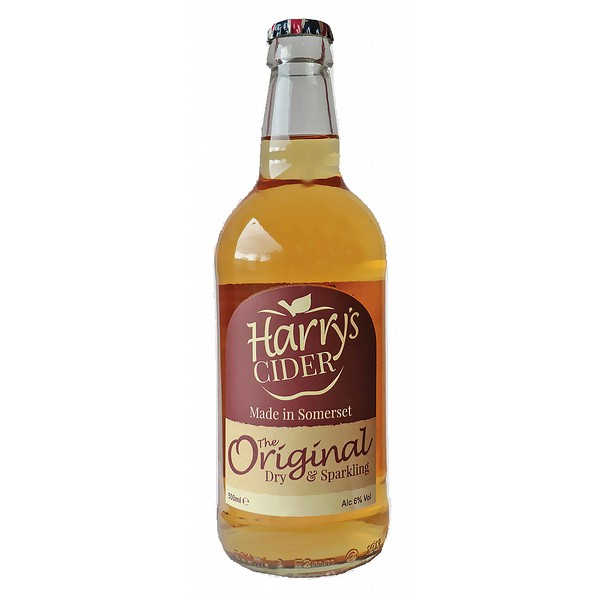 Harry's Original Dry Cider
