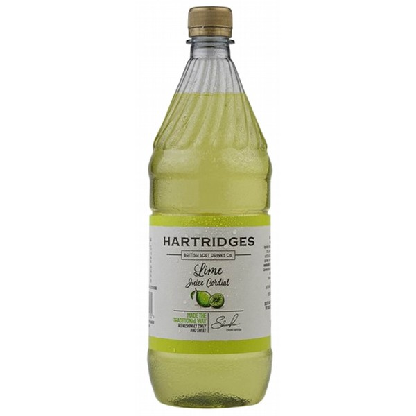 Hartridges Lime Cordial