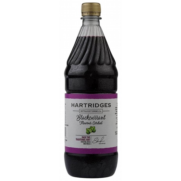 Hartridges Blackcurrant Cordial