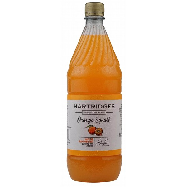 Hartridges Orange Cordial