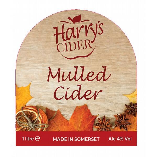 Harry's Mulled Cider