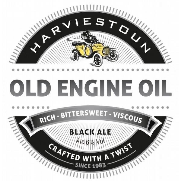 Harviestoun Old Engine Oil Pump Clip