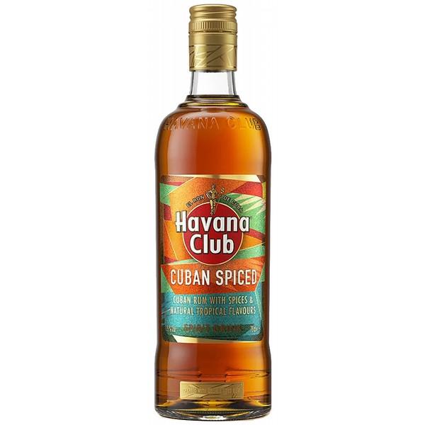 Havana Club Rum Cuban Spiced