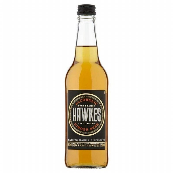 Hawkes True Roots Ginger Beer