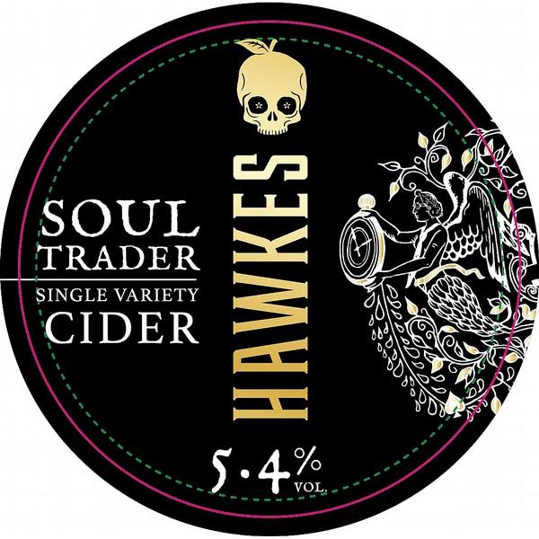 Hawkes Soul Trader Cider