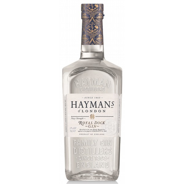Haymans Royal Dock Navy Strength Gin