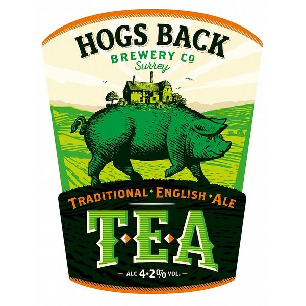 Hogs Back Tea Pump Clip