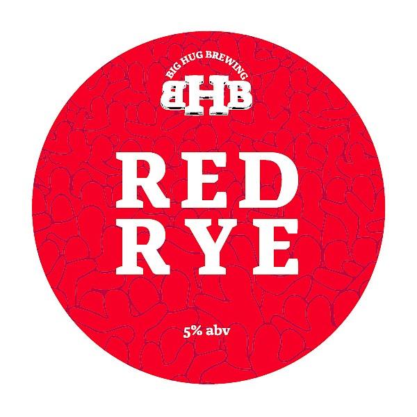Big Hug Red Rye Ale