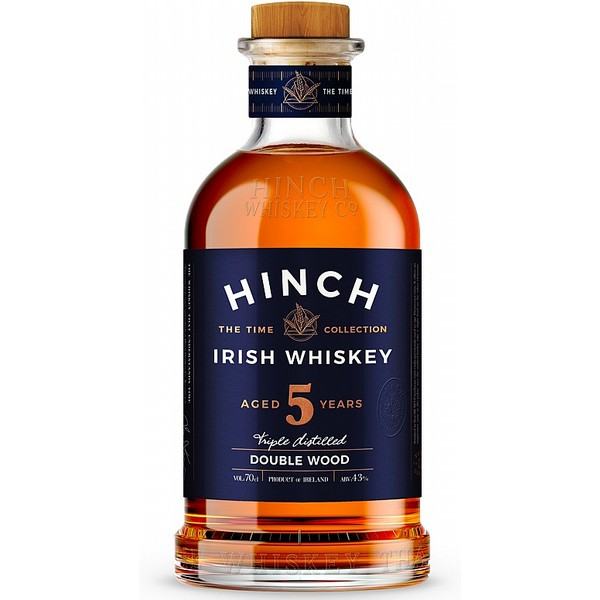 Hinch Whisky 5 Year Old Blended DoubleWood