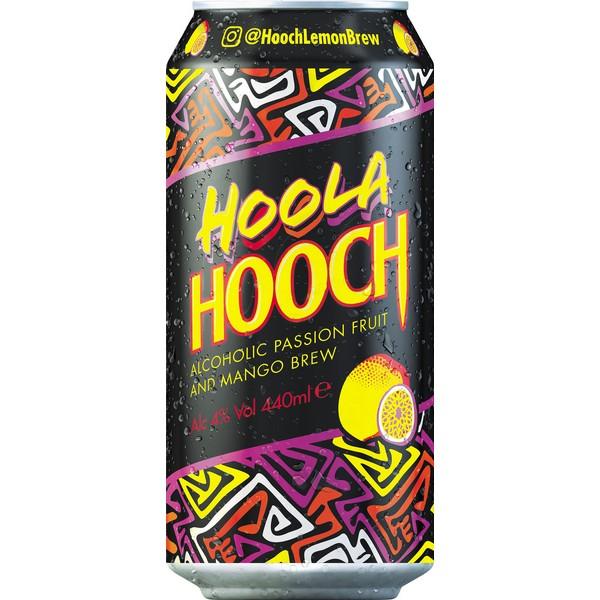 Hoola Hooch Cans