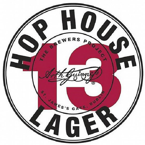 Hop House 13 Oval Tap Badge