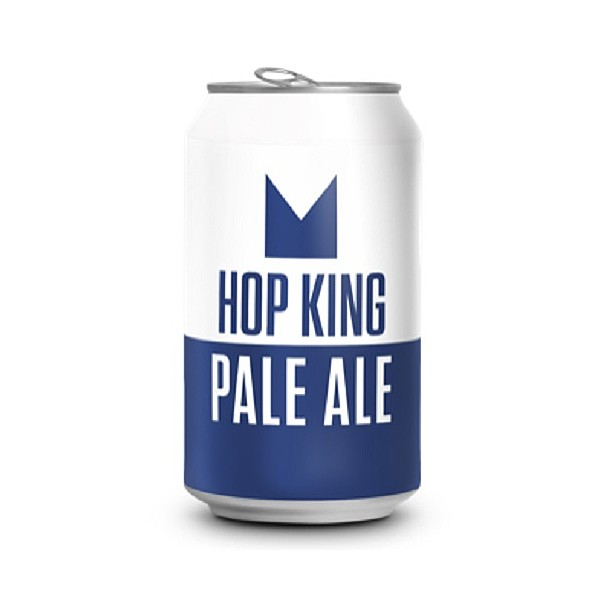 Hop King Pale Ale Cans